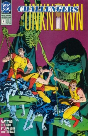 The Challengers of the Unknown # 2 Issues V2 (1991)