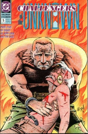 The Challengers of the Unknown # 5 Issues V2 (1991)