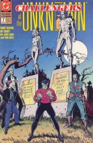 The Challengers of the Unknown # 7 Issues V2 (1991)