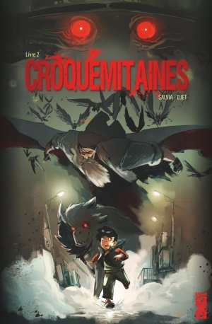 Croquemitaines T.2