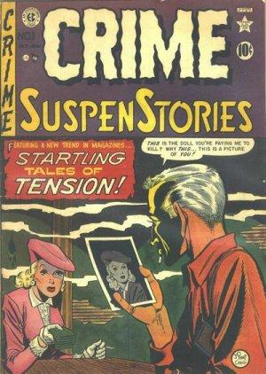 Crime suspenstories édition Issues (1950 - 1955)