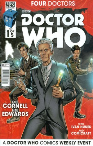 Doctor Who - Four Doctors édition Issues