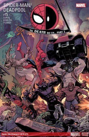 Spider-Man / Deadpool # 15 Issues (2016 - Ongoing)