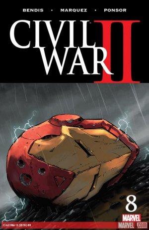Civil War 2 # 8 Issues (2016)