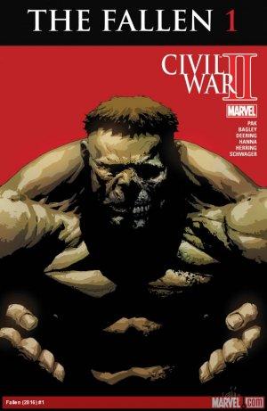 Civil War II - The Fallen # 1 Issue (2016)