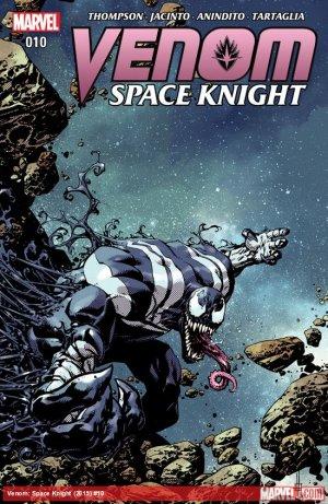 Venom - Agent du cosmos # 10 Issues (2015 - 2016)