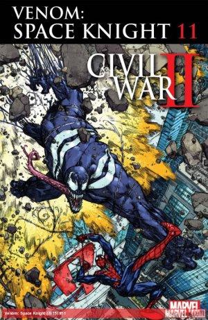 Venom - Agent du cosmos # 11 Issues (2015 - 2016)