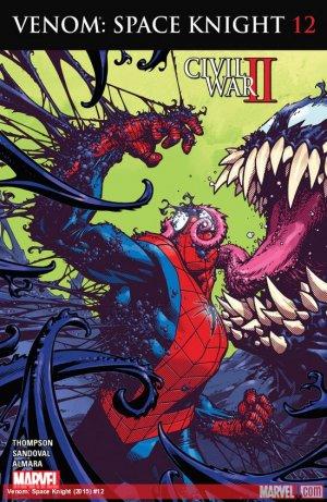 Venom - Agent du cosmos # 12 Issues (2015 - 2016)
