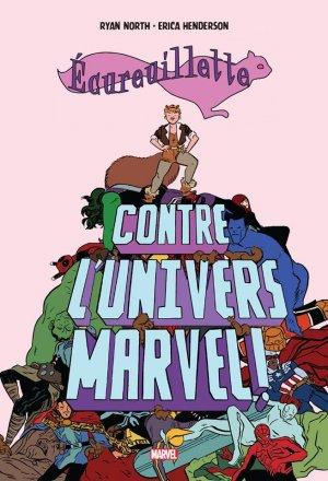 Ecureuillette Contre l'Univers Marvel #1