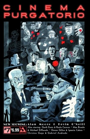 Cinema Purgatorio # 7 Issues (2016 - 2017)