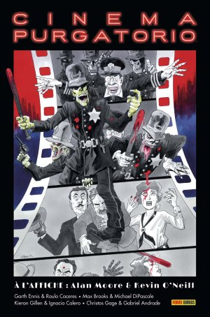 Cinema Purgatorio édition TPB Hardcover - Best Of Fusion (2017 - 2018)