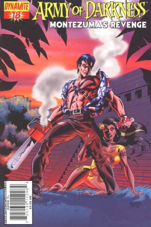 Army of Darkness - Montezuma's Revenge édition Issues