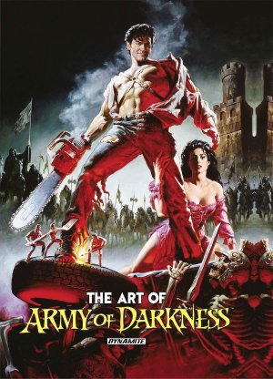 The Art of Army of Darkness édition TPB hardcover (cartonnée)