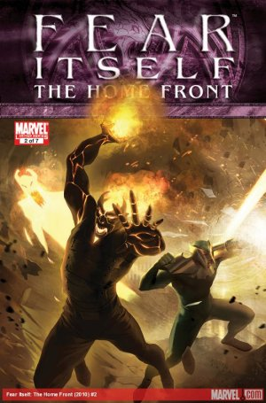 Fear Itself - The Home Front édition Issues