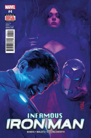 Infamous Iron Man # 4 Issues (2016 - 2017)
