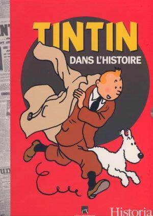 Les personnages de Tintin dans l'histoire édition Coffret