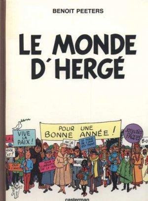 Le monde d'Hergé édition Simple