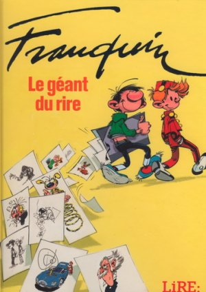 Franquin, le géant du rire édition Hors série