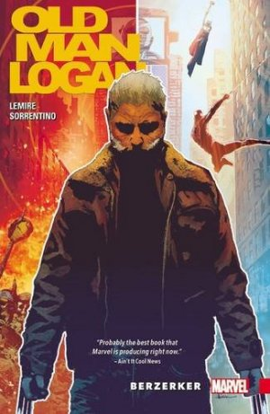 Old Man Logan # 1 TPB Softcover
