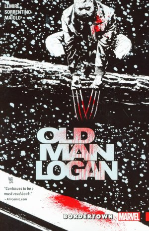 Old Man Logan # 2 TPB Softcover