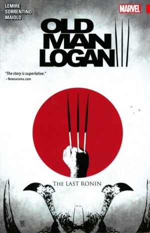 Old Man Logan # 3 TPB Softcover