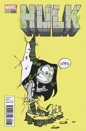 Hulk # 1 Issues V5 (2016 - 2017)