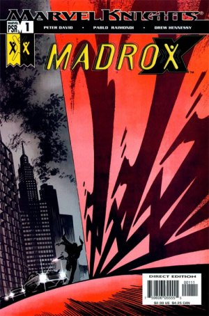 Madrox édition Issues