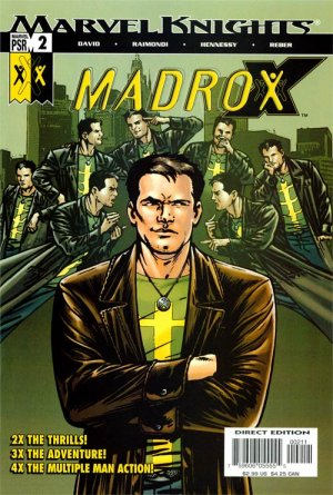 Madrox # 2 Issues