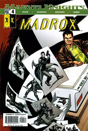Madrox # 4 Issues