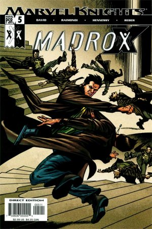 Madrox # 5 Issues