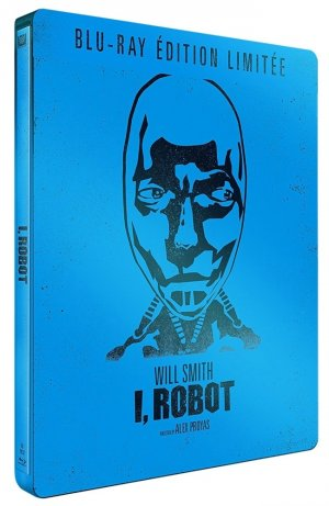I, Robot édition Steelbook