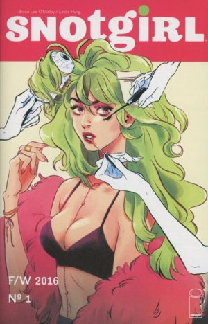 Snotgirl édition Issues (2016 - Ongoing)