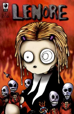 Lenore # 1 Issues (1998 - 2007)