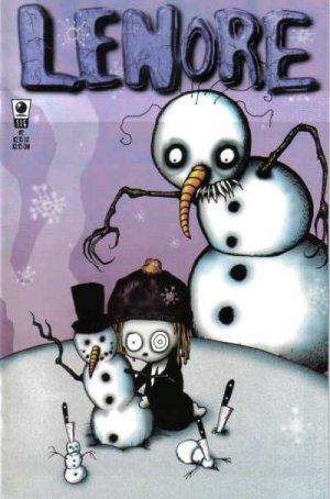 Lenore # 2 Issues (1998 - 2007)