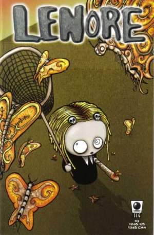 Lenore # 3 Issues (1998 - 2007)