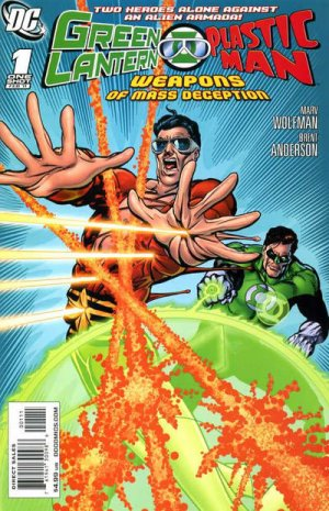 Green Lantern / Plastic Man - Weapons of Mass Deception édition Issues