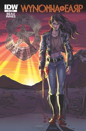 Wynonna Earp édition Issues (2016)