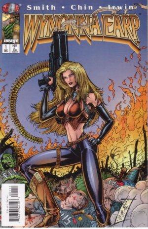 Wynonna Earp édition Issues (1996 - 1997)