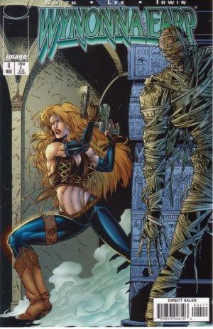 Wynonna Earp # 4 Issues (1996 - 1997)