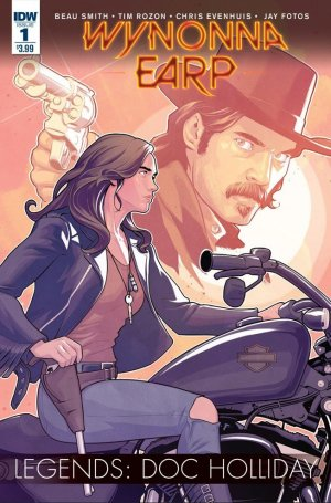 Wynonna Earp Legends - Doc Holliday édition Issues