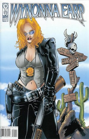 Wynonna Earp - Home On The Strange édition Issues (2003 - 2004)