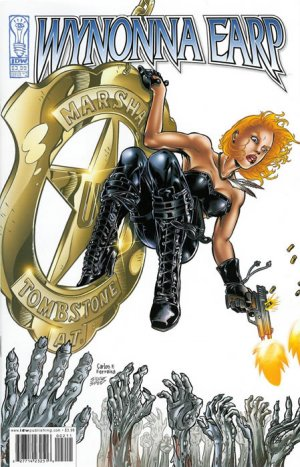 Wynonna Earp - Home On The Strange # 2 Issues (2003 - 2004)