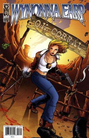 Wynonna Earp - Home On The Strange # 3 Issues (2003 - 2004)