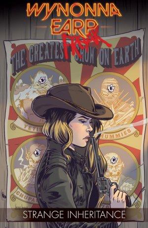 Wynonna Earp - Strange Inheritance édition TPB softcover (souple)