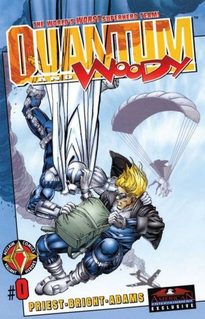Quantum and Woody édition Issues V1 (1997 - 1999)