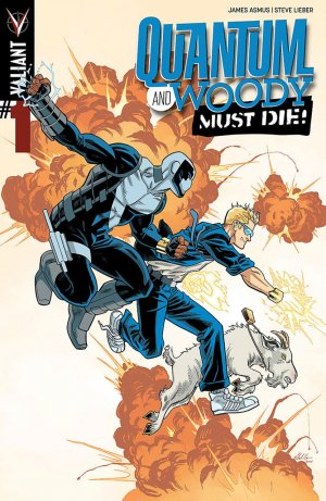 Quantum and Woody Must Die édition Issues (2015)