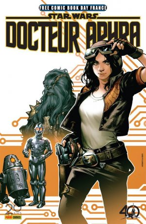 Free Comic Book Day France 2017 - Docteur Aphra