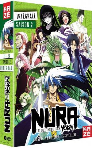 Nura, le Seigneur des Yokai (saison 2)  Intégrale DVD