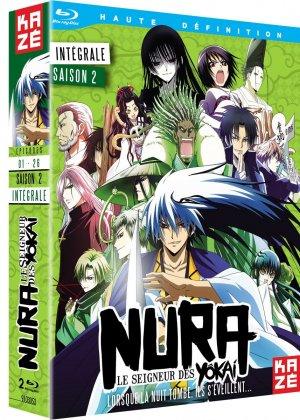 Nura, le Seigneur des Yokai (saison 2)  Intégrale Bluray