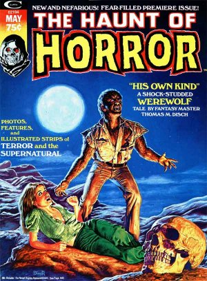 Haunt of Horror édition Issues (1974 - 1975)